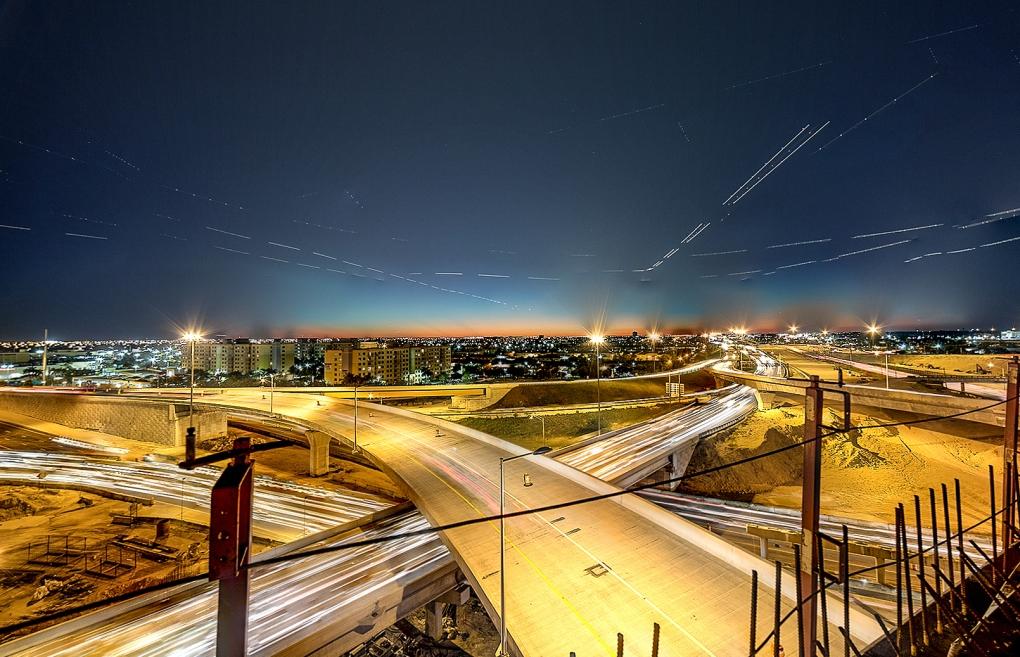 Miami Dolphin Expressway by Jason Brietstein
