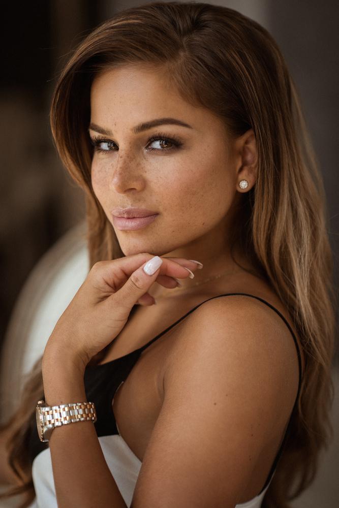 Classy girl Milja by Nikita Tikka