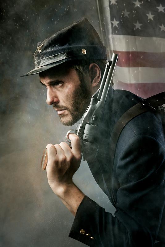 Civil War by Olivier Lannes