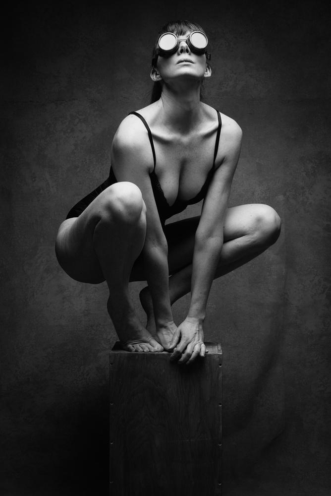 Diver by Olivier Lannes