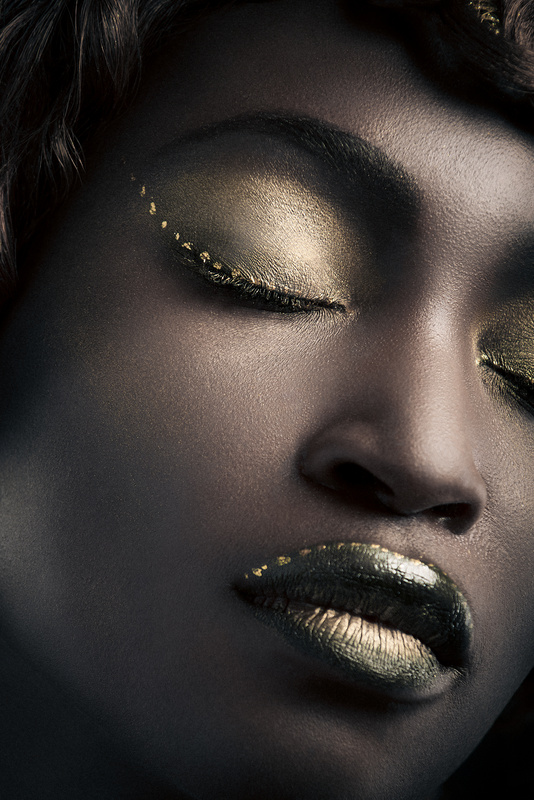 Gold by Olivier Lannes