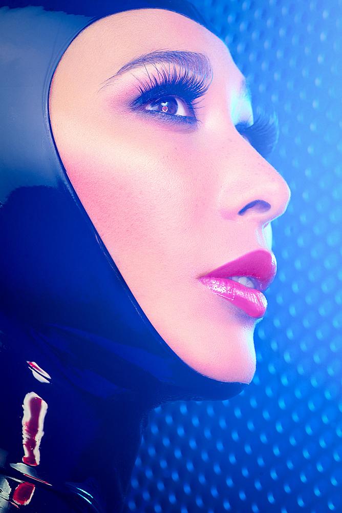Latex beauty by Olivier Lannes