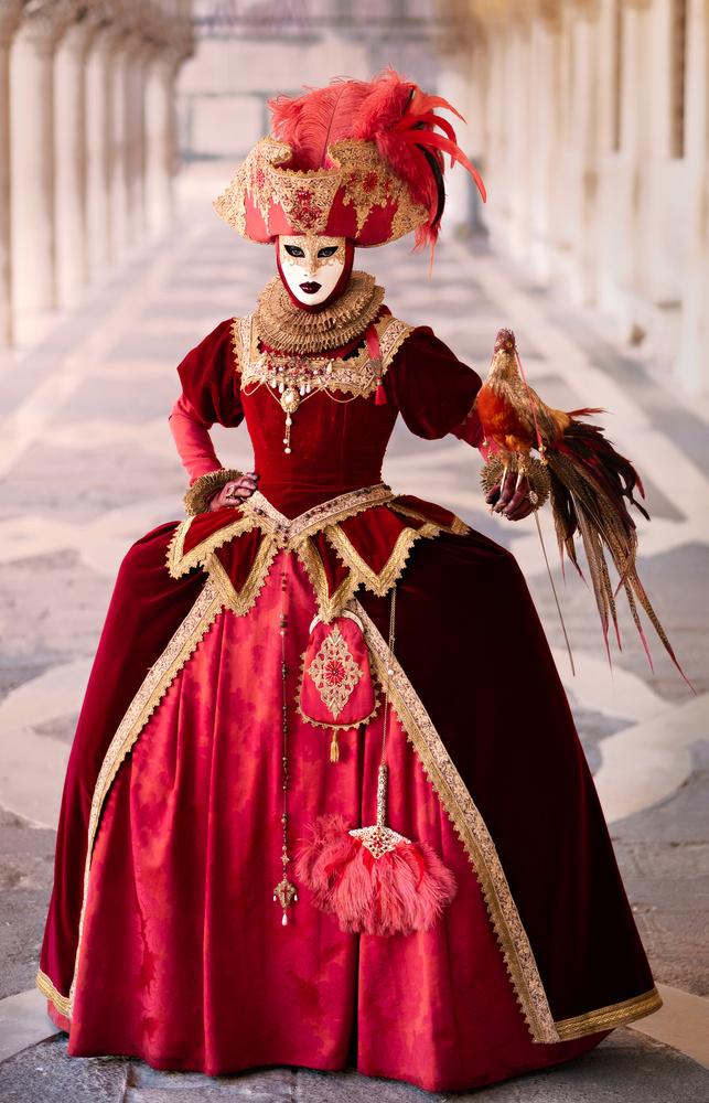 Masquerade by Howard Ashton-Jones
