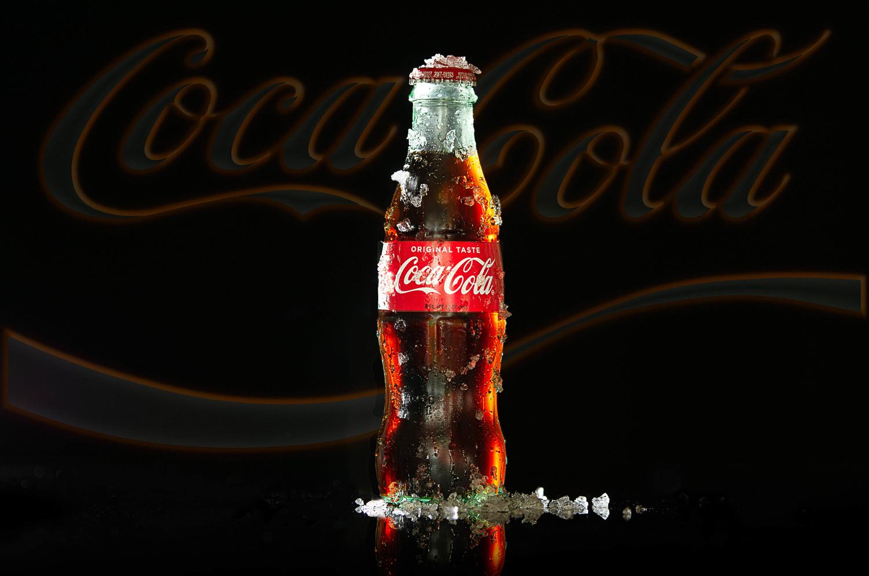 Coca Cola by Reginald Graddy