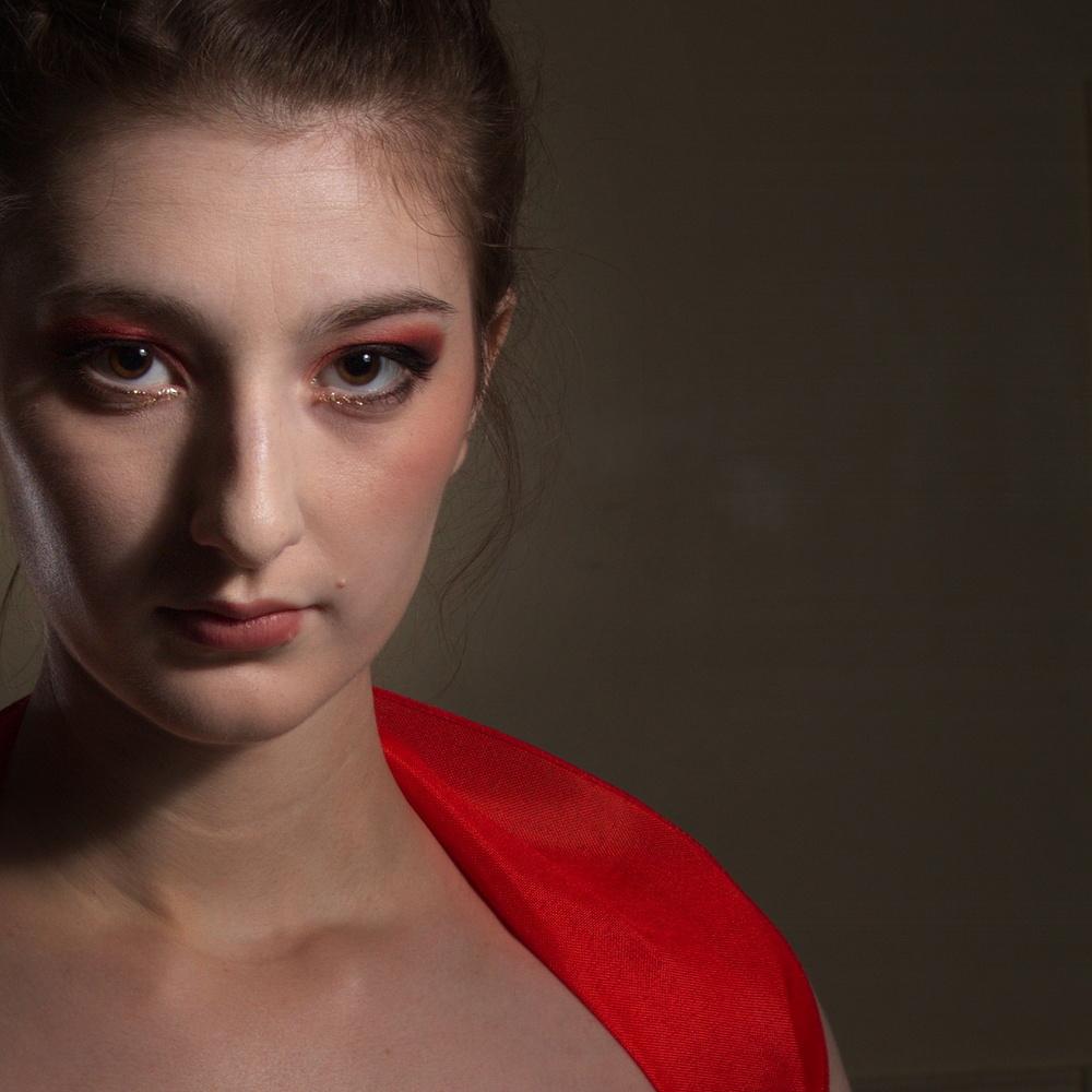 Portrait of a Dancer by Musing Eye