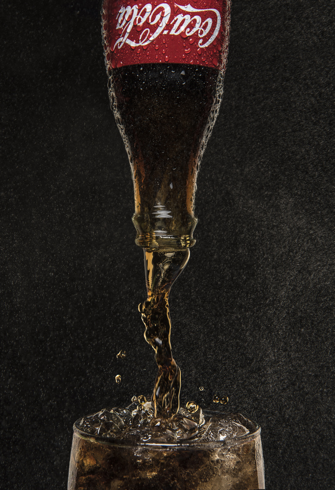 Coca Cola by Richard Barcelo