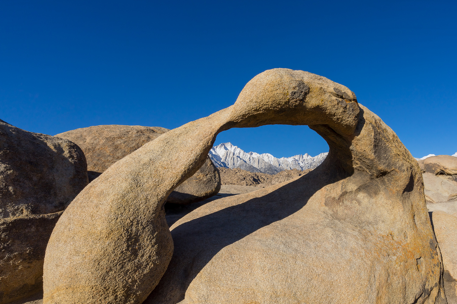 Mobius Arch by Mike Mendoza