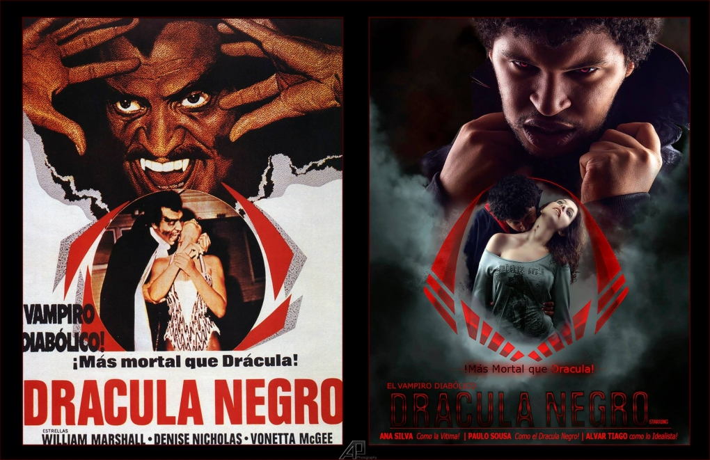 Inspired by Dracula negro by paulo Sousa