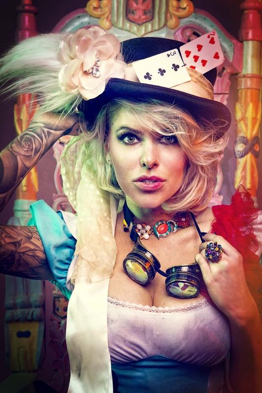 Alice by Miachelle Depiano