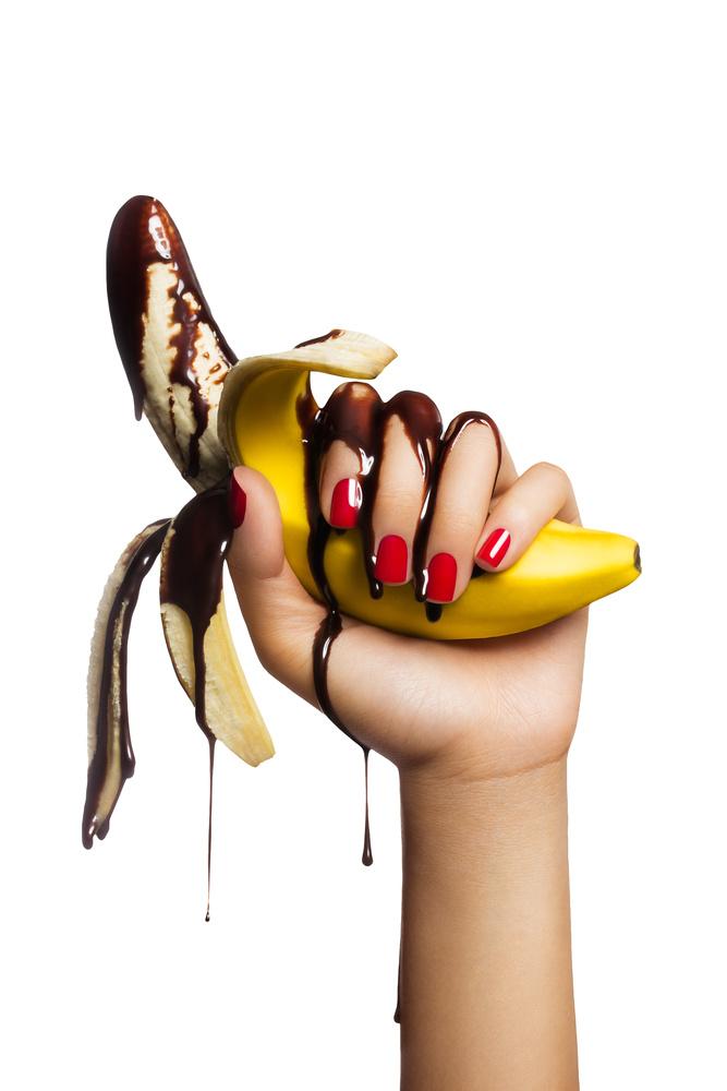 Banana Split by Angela Perez