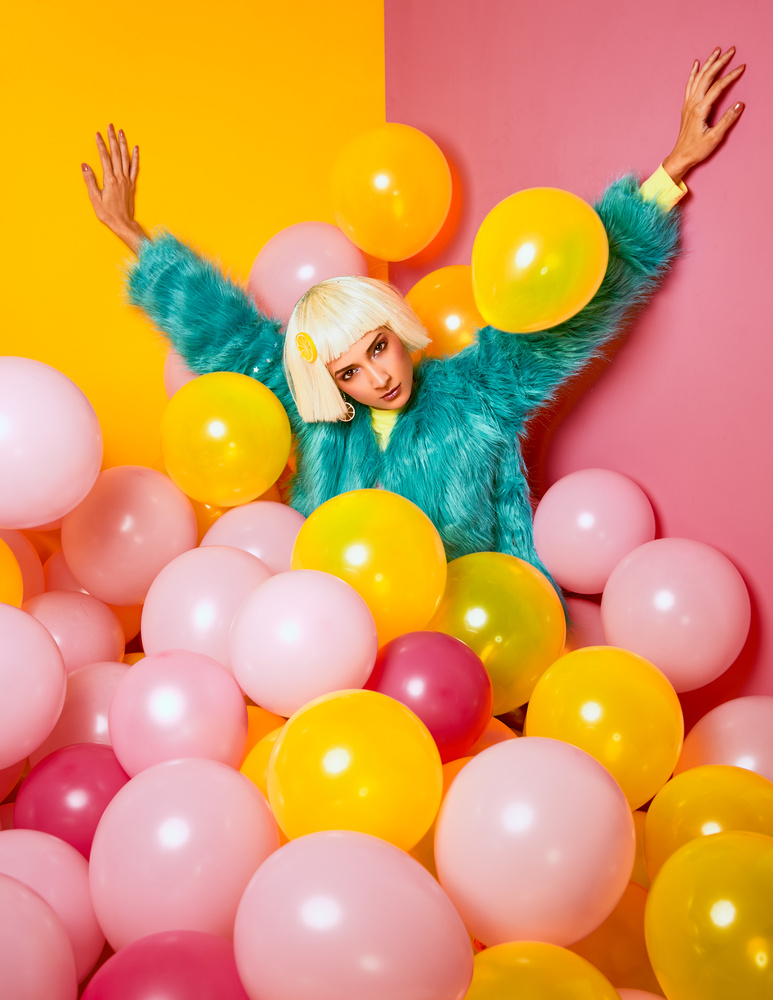 Pink Lemonade by Angela Perez