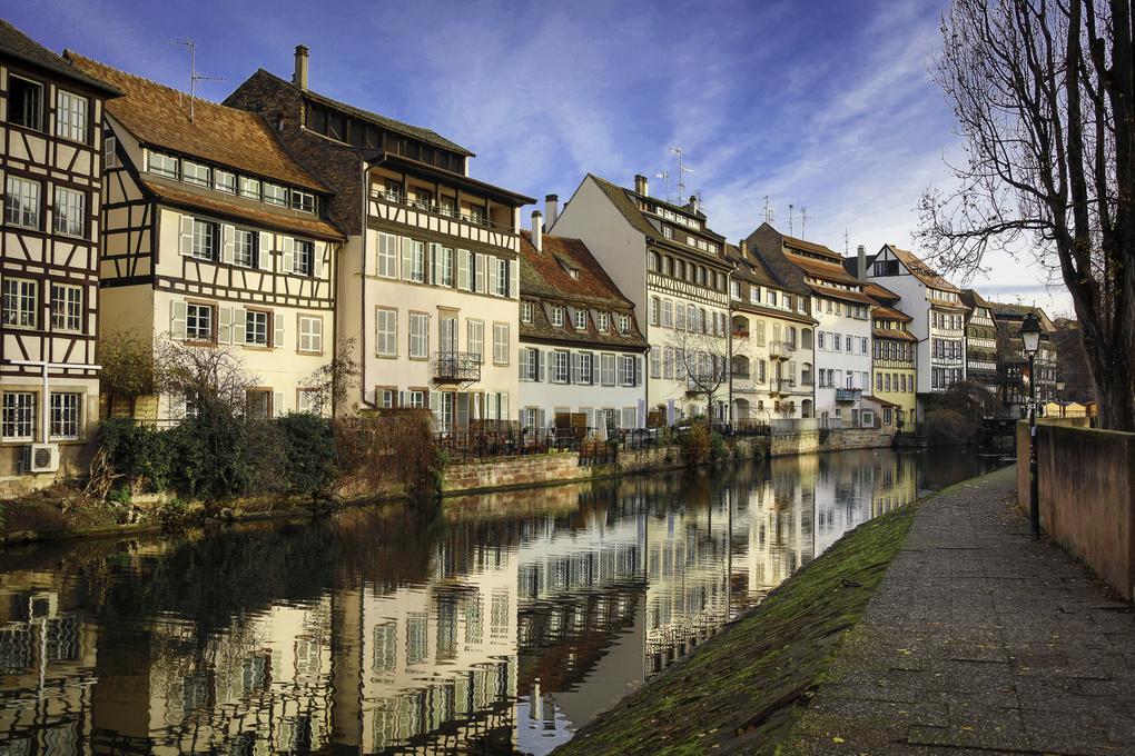 Old Strasbourg by q az