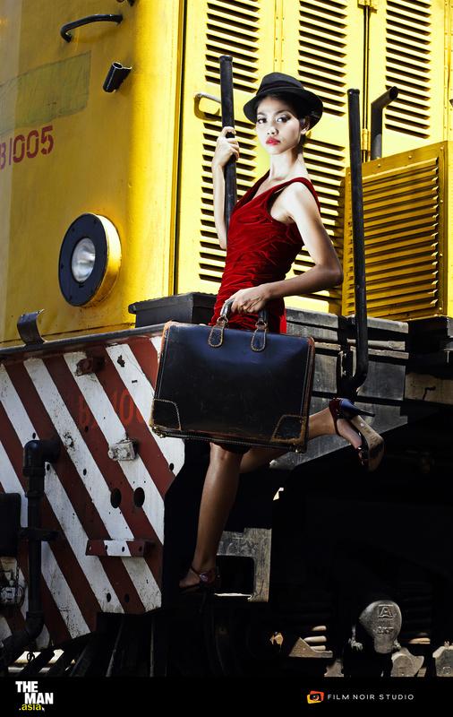 Runaway Train by Jeremie Montessuis