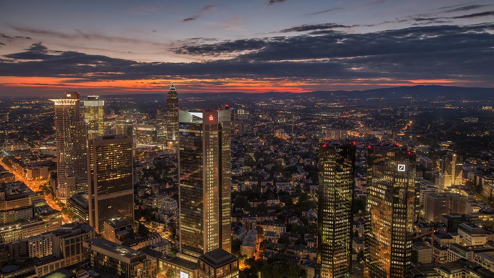 Frankfurt, Germany by Ulrich Roth