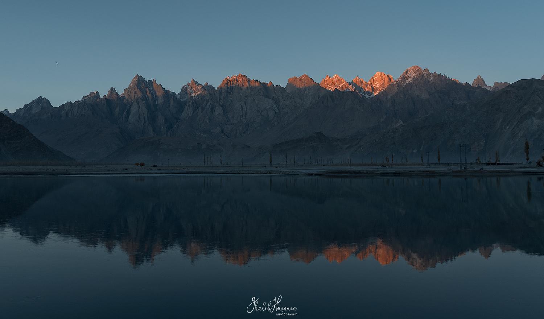 Khaplu Valley by Ghalib Hasnain