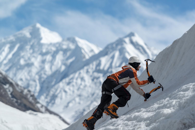 Mountaineering by Ghalib Hasnain
