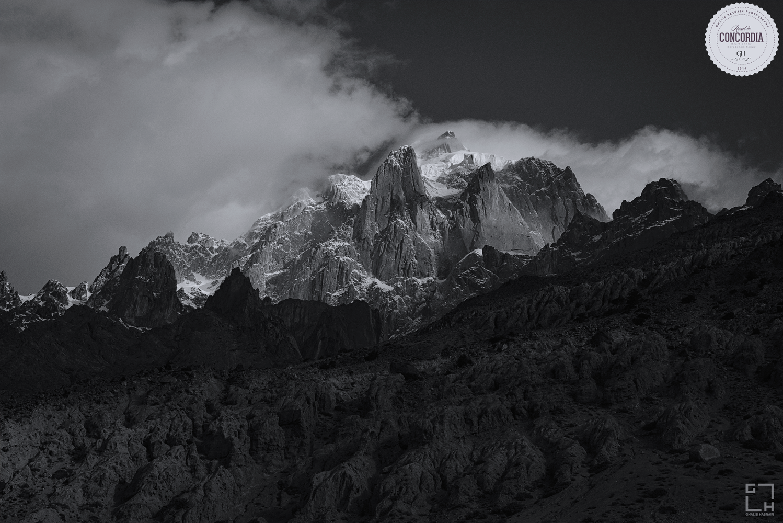 Baltoro Glaciers by Ghalib Hasnain