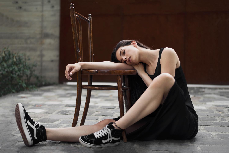 Alone by Reni Sz
