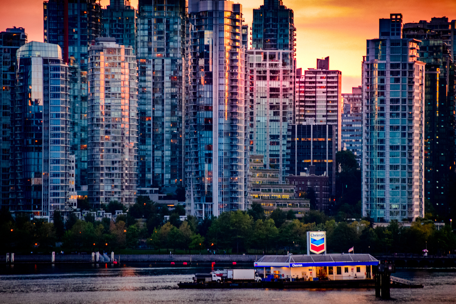 Vancouver by John Taylor