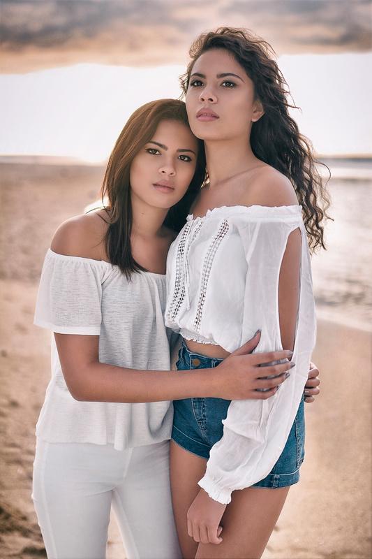 Sisters by Khatleen Minerve