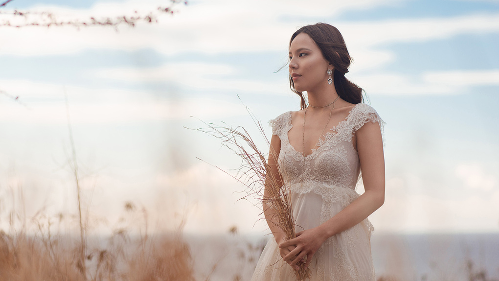 The Wedding Dress by Khatleen Minerve