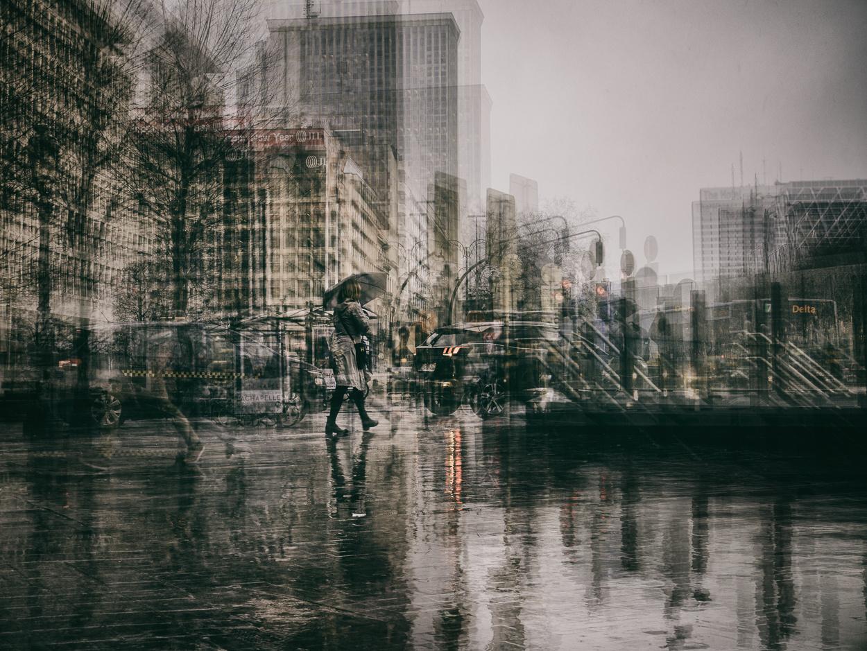 december rain by Thomas Vanoost