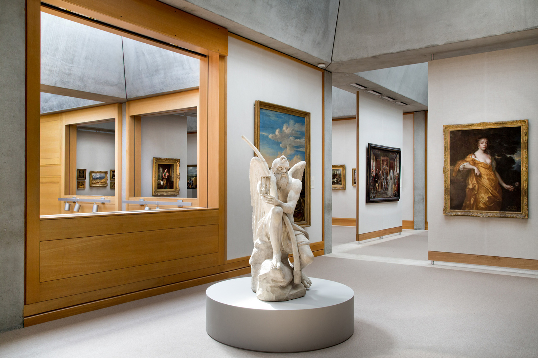 Yale Center for British Art by Caryn B. Davis