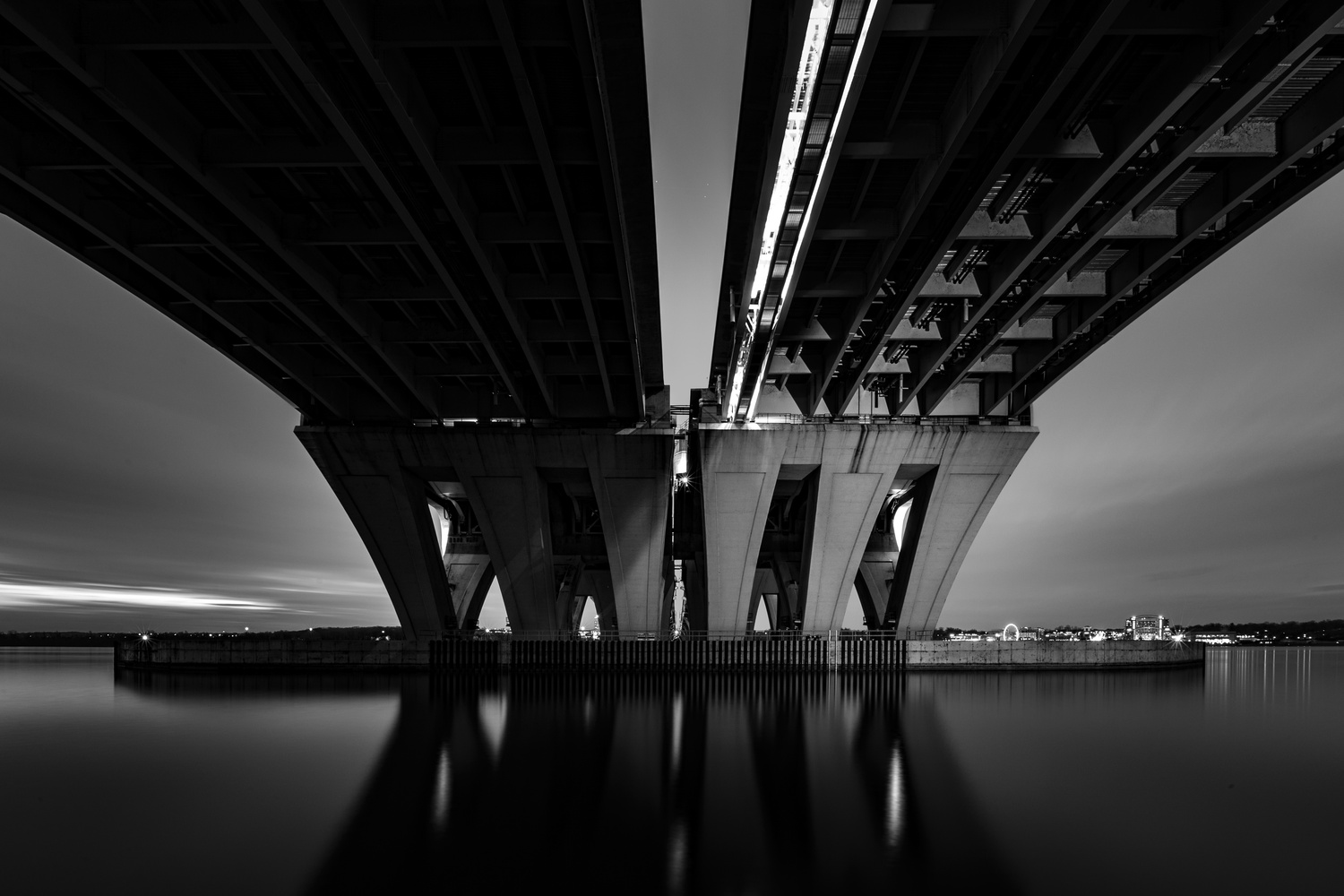 Under the Bridge by Mark Alan Andre