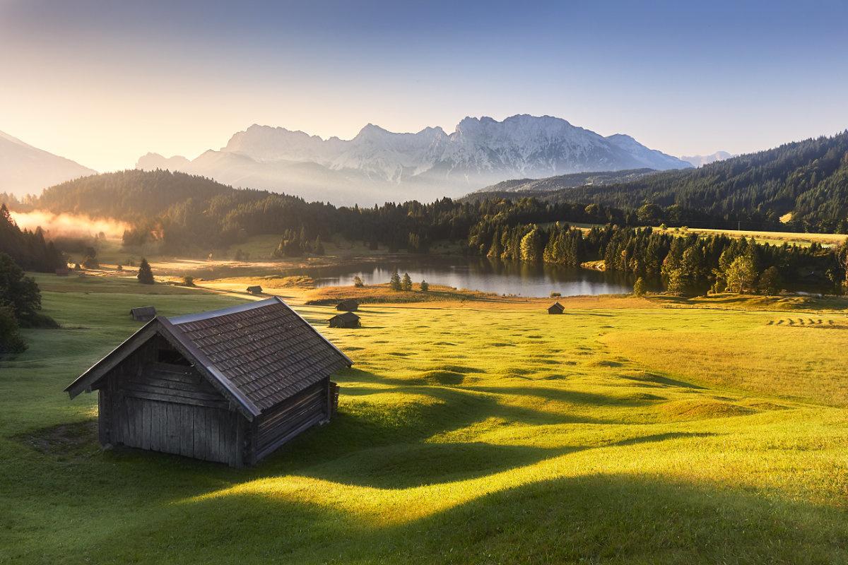 Alpine Mixture by Jens Sieckmann
