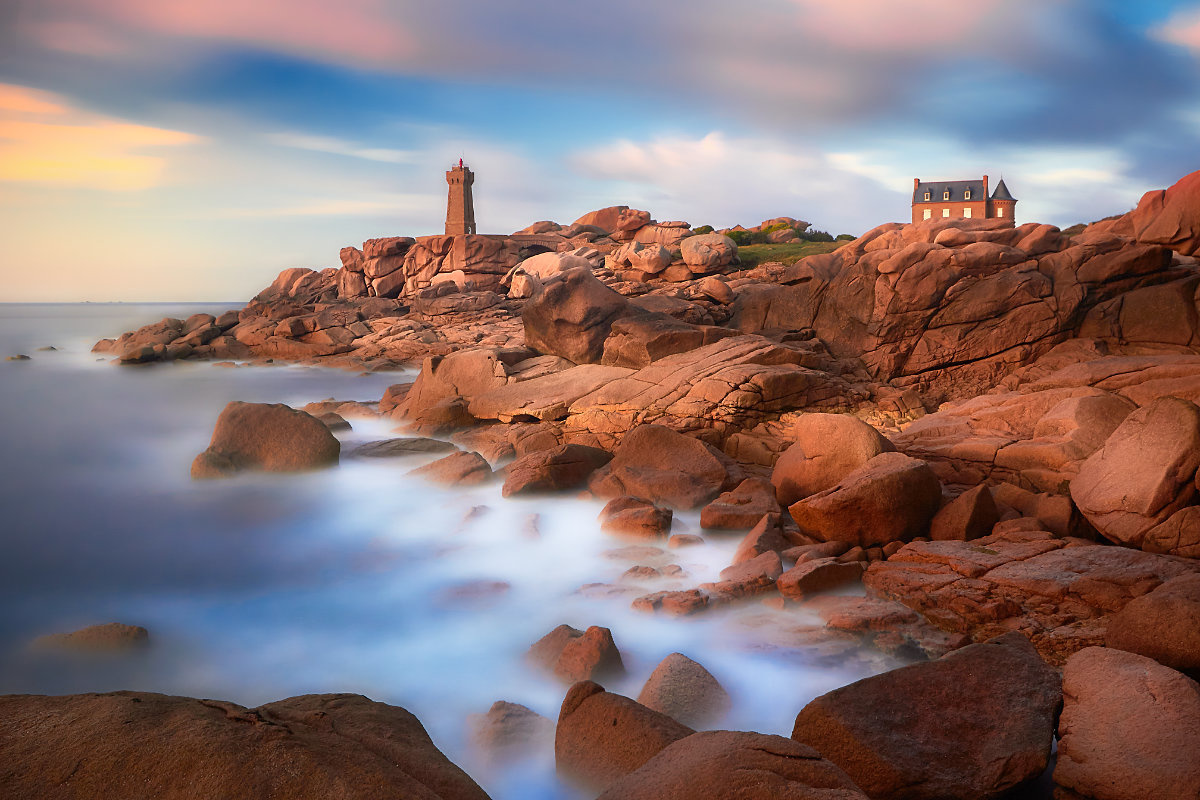 Lights of Brittany by Jens Sieckmann