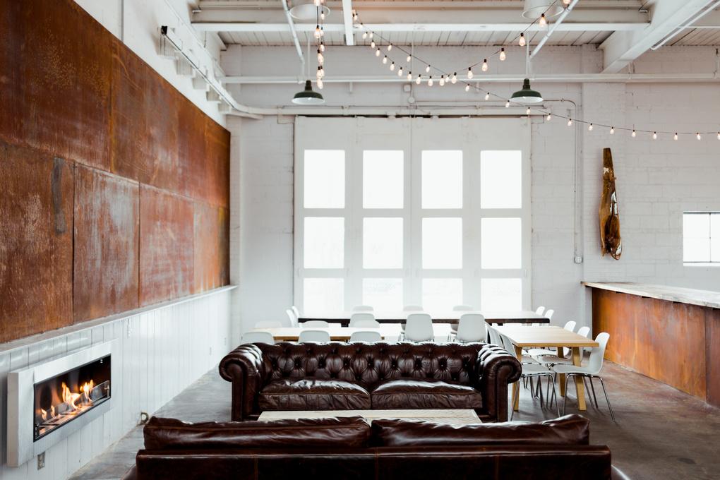 Norseman Distillery Cocktail Room by Eric Sorensen