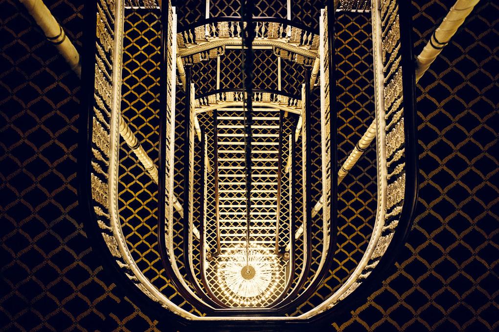way down by Tomasz Kozak