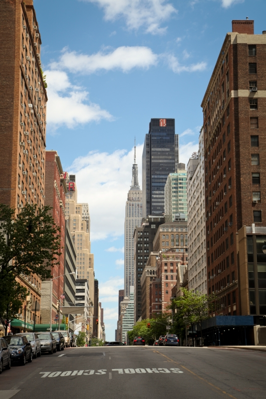 479 west 34th Street NY by Gareth Davies