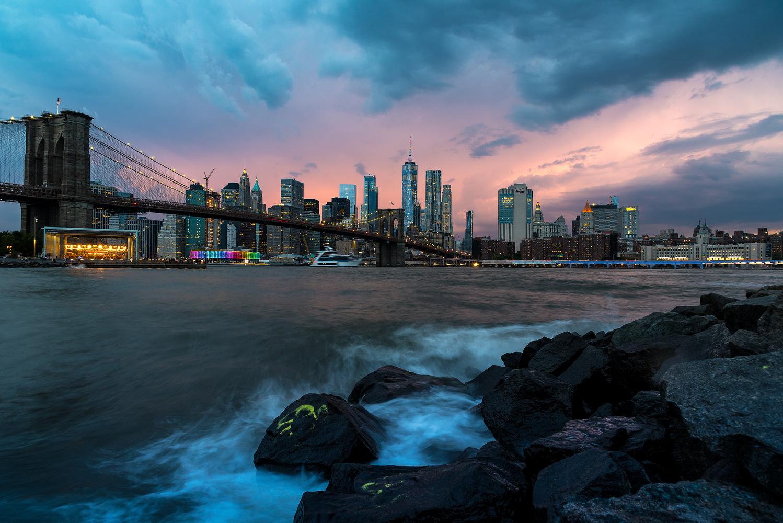 New York New York by Greg Cichecki