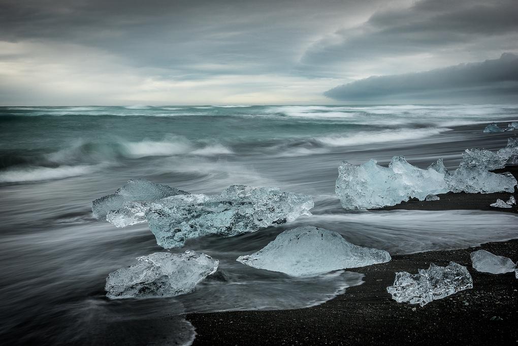 Diamond Beach by Greg Cichecki