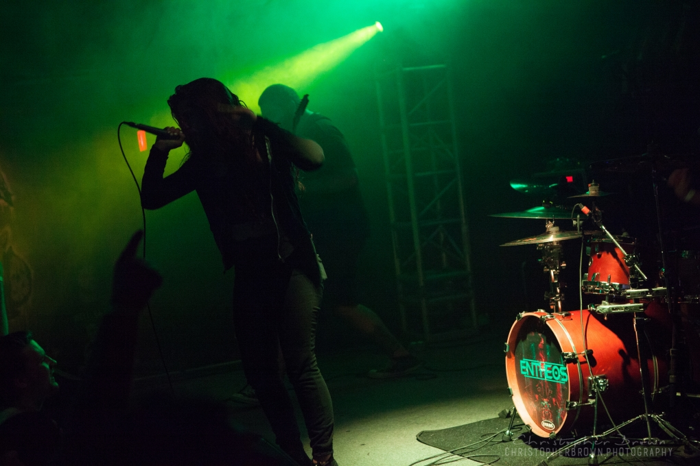 Entheos - Scout Bar, Houston, TX 4/26 by Christopher Brown