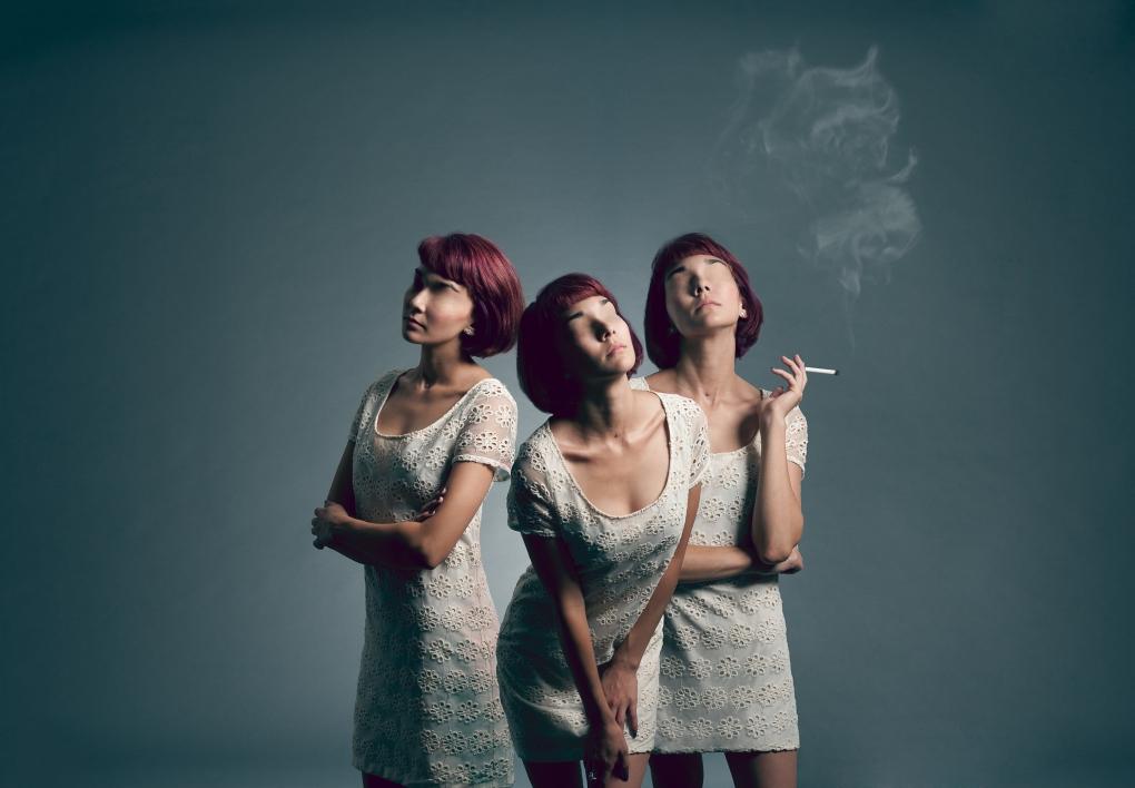 Trio by Amie Santavicca