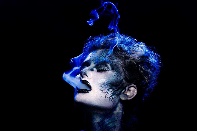 Blue smoke by matt doheny
