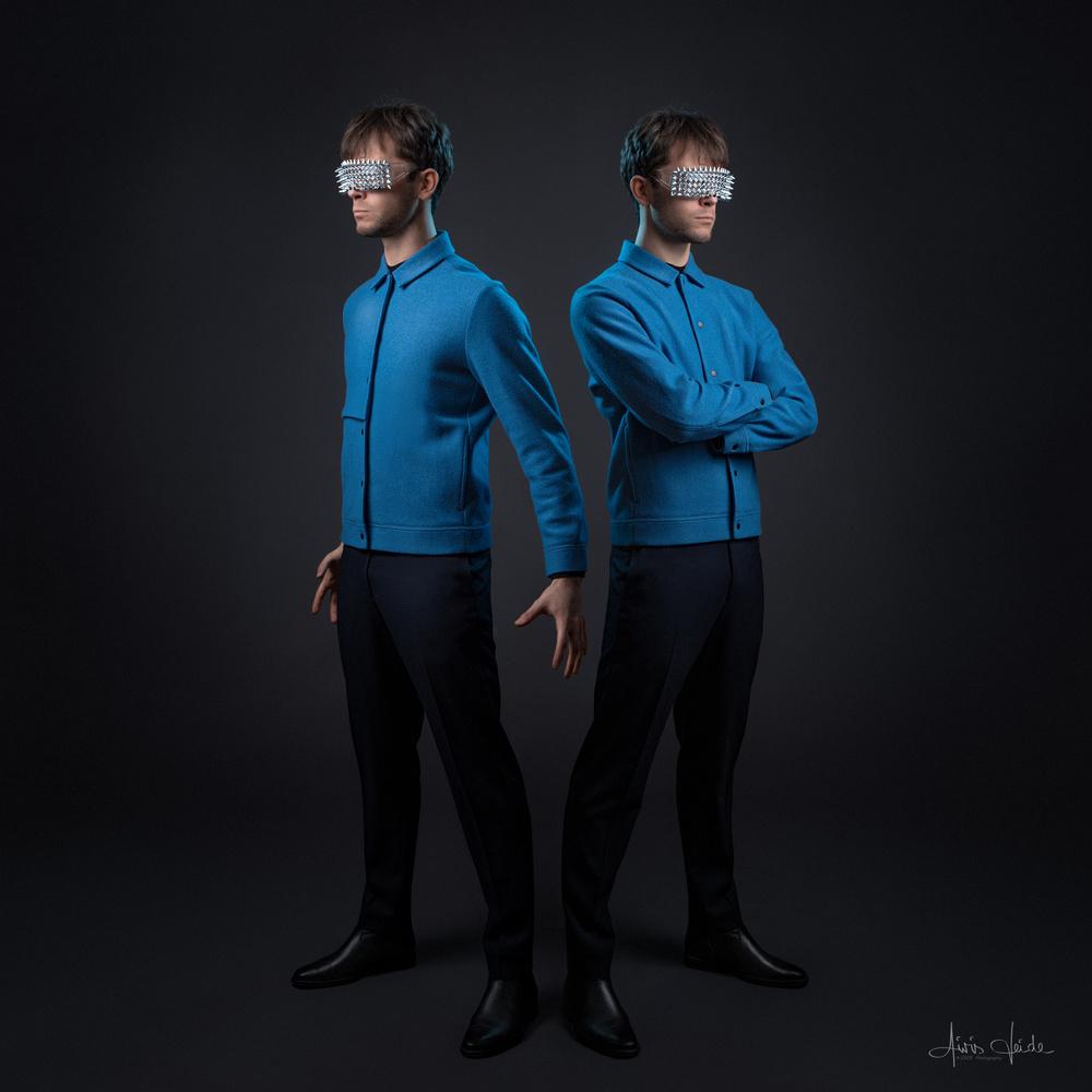 Futuristic combo by Aivis Veide