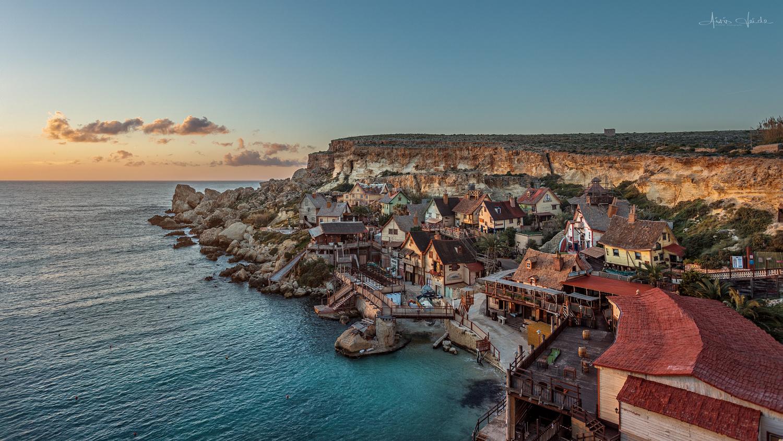 Popeye Village - Malta by Aivis Veide