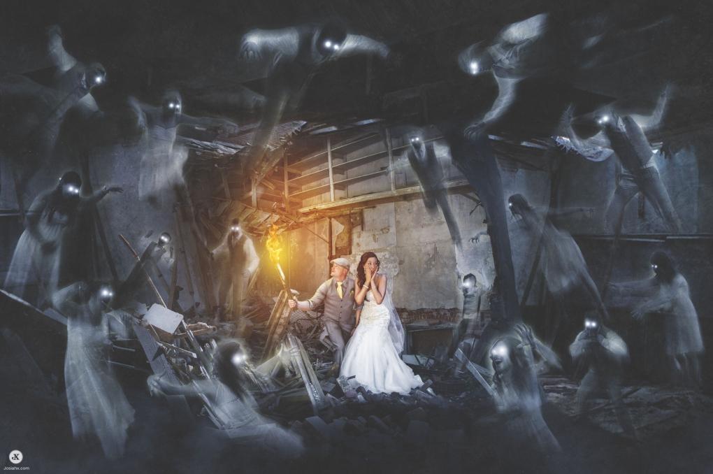 Wedding Ghosts by Josiah Moore