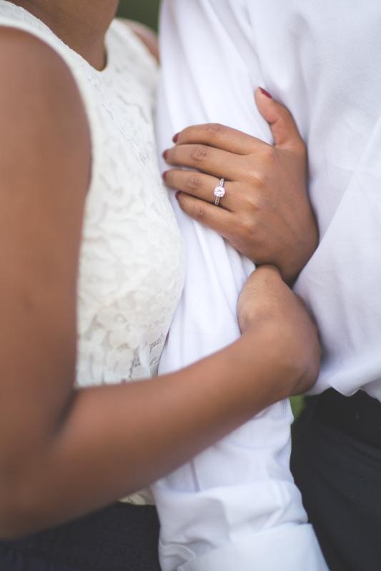 Engagement Ring by Jason Switzer