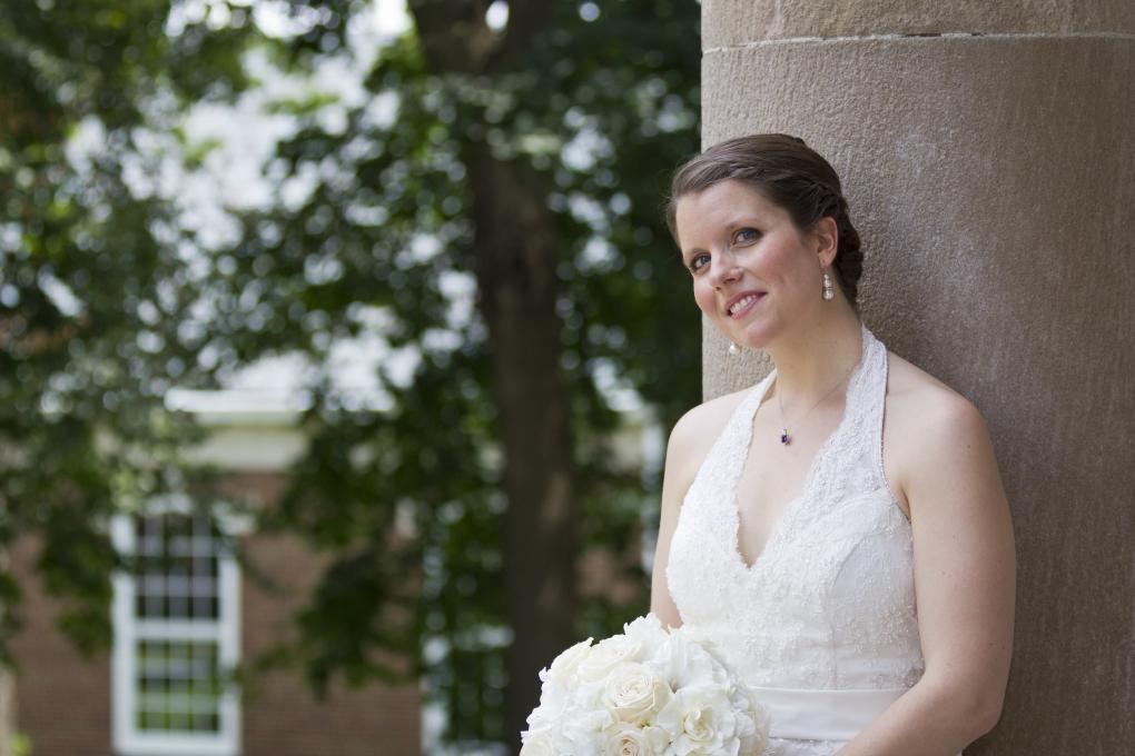Bride in KZoo by Jason Switzer