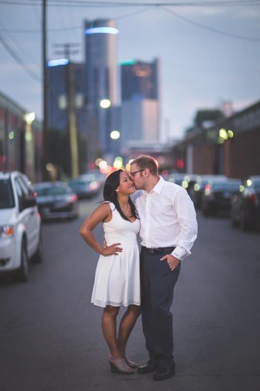 Detroit Kiss by Jason Switzer