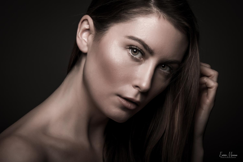 Nikki's Portriat by Eddie Merino