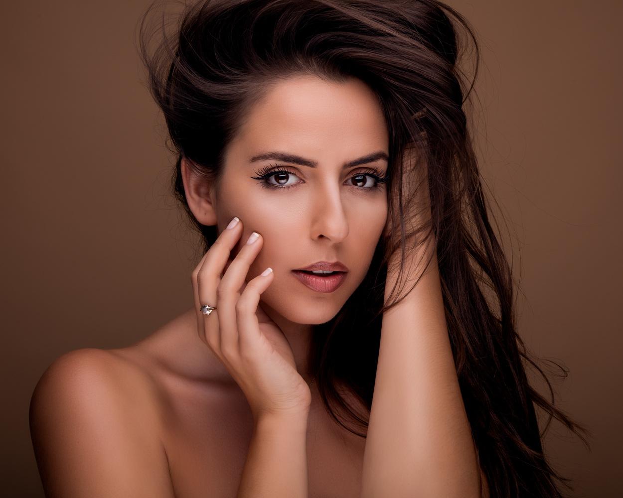 Beauty Portrait by Eddie Merino