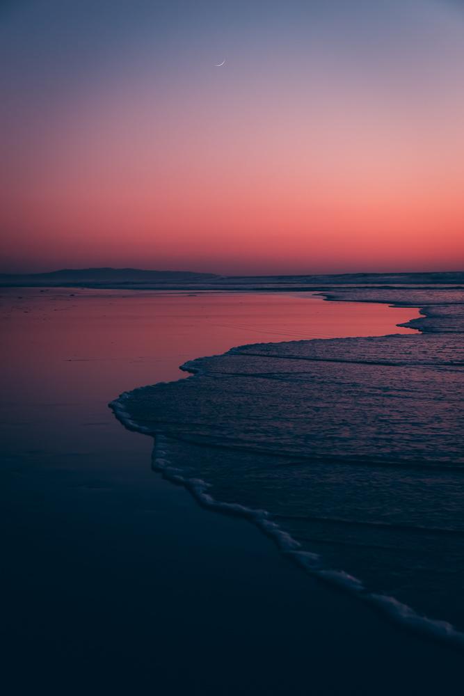 moonrise over san diego by Ian Meyers