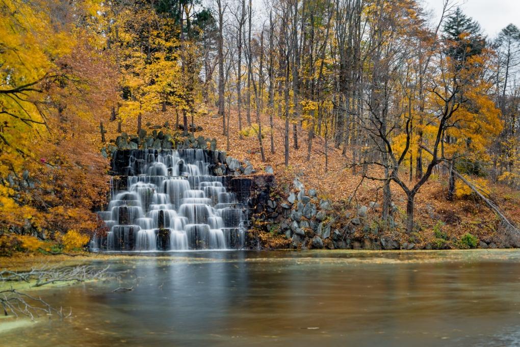 Duke Falls by Scott Wyden Kivowitz