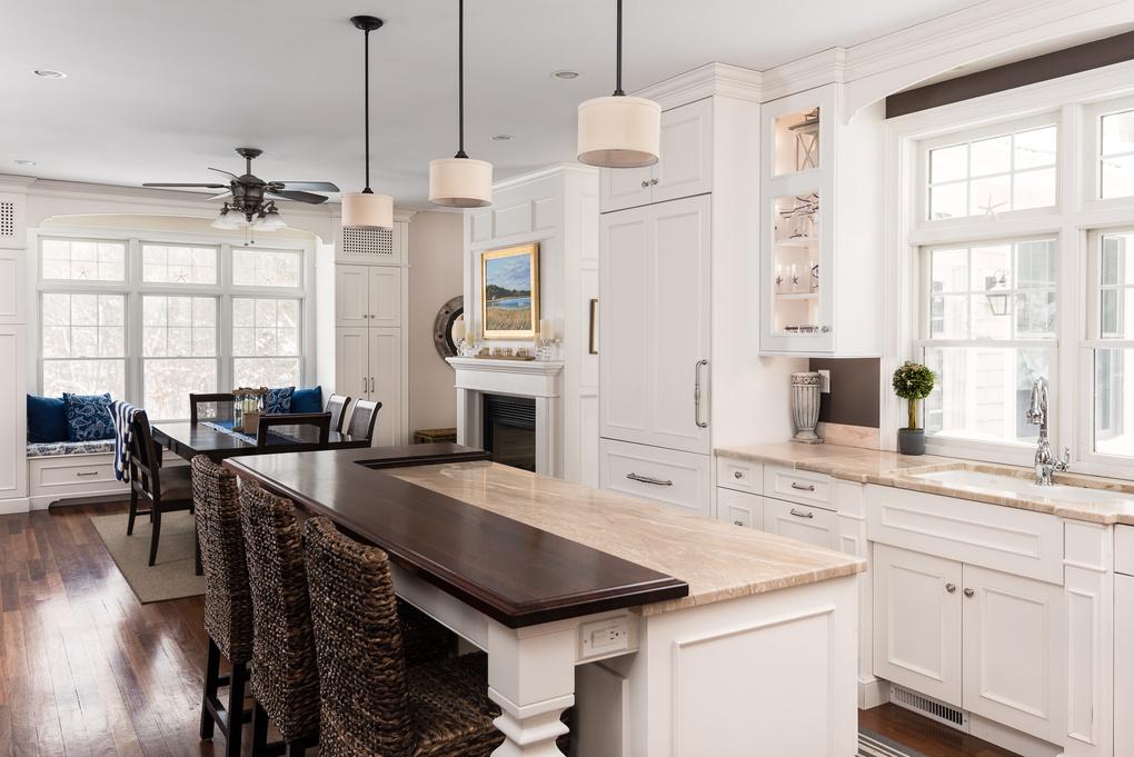 Luxury Kitchen  by Brian Doherty