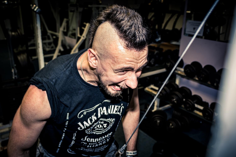 Hardcore Johny by Piotr Bielecki
